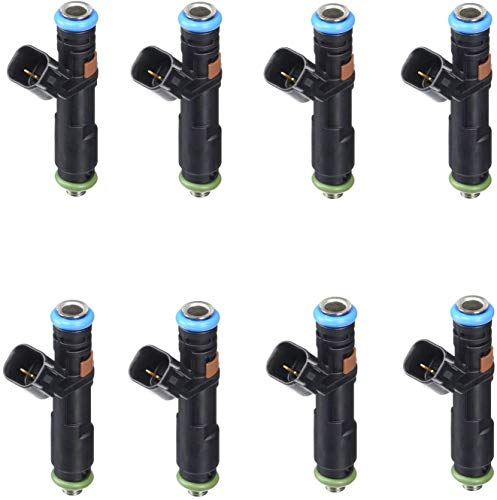 Dts Set of 8 OEM New Fuel Injector for Ford Expedition F150 F250 F350 - FJ817