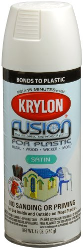 Krylon K02422007 Fusion for plastic