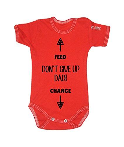 Colour Fashion - Body - Bébé (fille) 0 à 24 mois - multicolore -