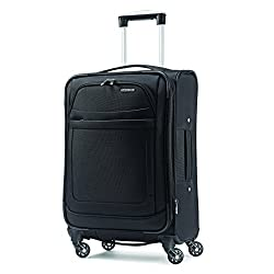american tourister ilite softside spinner 25 inch