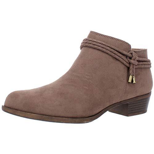 Life Stride Women's Andrea Ankle Boot, Mushroom, 9