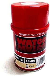 浸透性塗料 ワトコ オイル W-01 ナチュラル 200ml