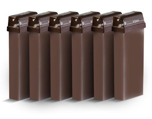 Belleza Imagen de chocolate caliente Cera Roll On - Paquete