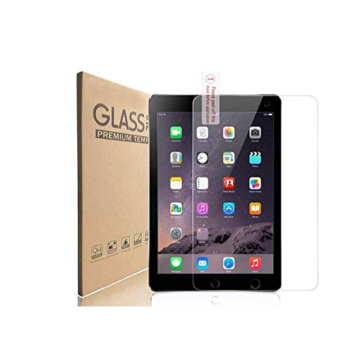 Screen Protector for iPad Mini 5 / iPad Mini 4, Screen Protector, 9H Hardness Scratch Resistant,[Bubble Free] for iPad Pencil Compatible 7.9 Inch