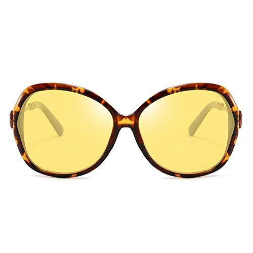 Night Vision Glasses for Driving Anti-glare Polarized Nightguide HD Glasses Women