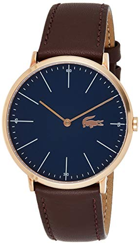 Lacoste 2010871 Moon - Reloj de pulsera analógico para hombre