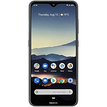 Nokia 7.2 6GB + 128GB Dual SIM Carbon: Amazon.es: Electrónica