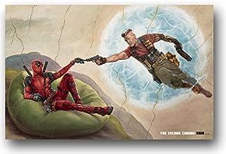 Best deadpool 2 movie poster hd Reviews