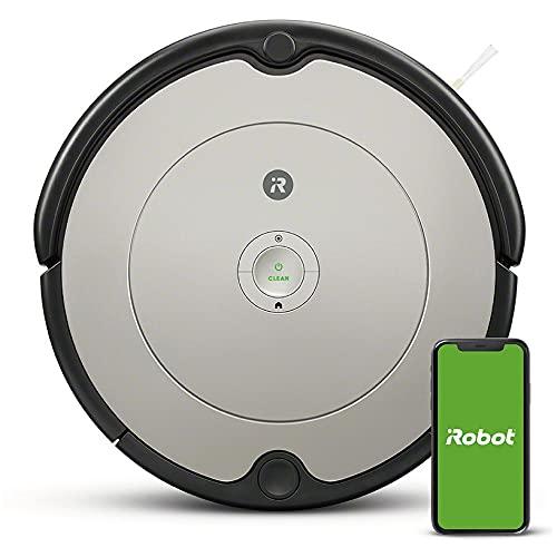 ルンバ 692 ロボット掃除機 アイロボット WiFi対応 遠隔操作 自動充電 グレー R692060 Alexa対応 【Amazon.co.jp限定】