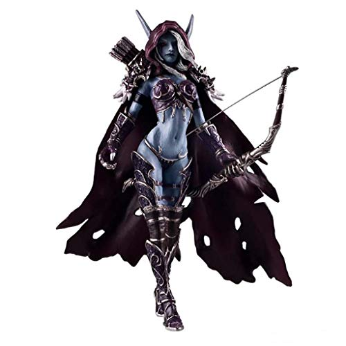 World of Warcraft ForsakenQueen Sylvanas Windrunner ActionFigure5.5 78812500142