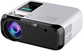 SQPFTW Mini WiFi Projector, 6000 Lumens Portable Video Projector with 1080P Full HD Supported, Android Home Movie Projector,AU Compatible with HDMI, VGA for TV Stick/PS4/Netflix (B091XR3MSC) | Amazon price tracker / tracking, Amazon price history charts, Amazon price watches, Amazon price drop alerts