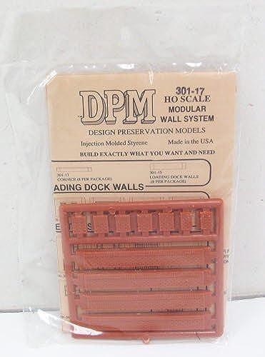 directo de fábrica HO DPM Cornice, Plain (8) (8) (8) by Woodland Scenics  venta al por mayor barato