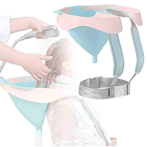 NSWD Portable Bassin de Shampooing Cheveux Mobile Lit Une Baignoire Shampooing Bol Salon Accueil Coiffeur Outils, Utilisé pour Personnes Âgées Désactivé Femme Enceinte