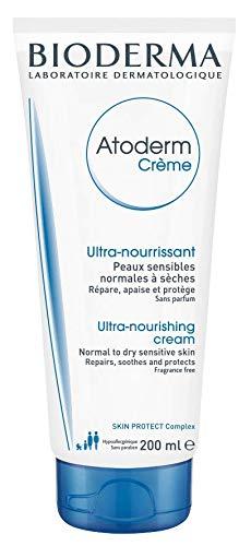 Bioderma Atoderm Crème - Nourishing Cream 200ml