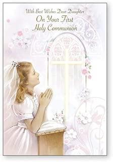 Christening Day Lovingly Handmade /& Printed with Biodegradable Glitter Card NE10