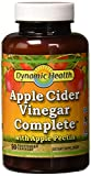 Dynamic Health Apple Cider Vinegar Complete with Apple Pectin, 90 Count review