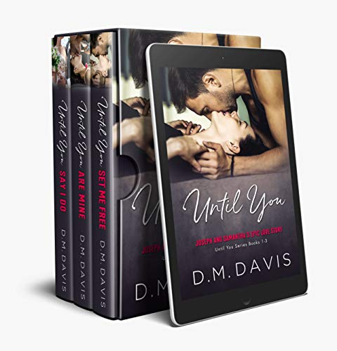 Until You Collector's Edition Box Set: Until You Books 1-3 (English Edition)