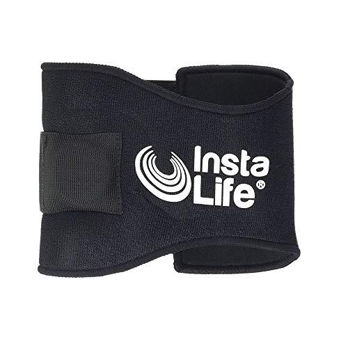 Insta Life - Soporte para ciática y dolor lumbar, sistema de presión Instalife alivia dolores de espalda con digitopresión