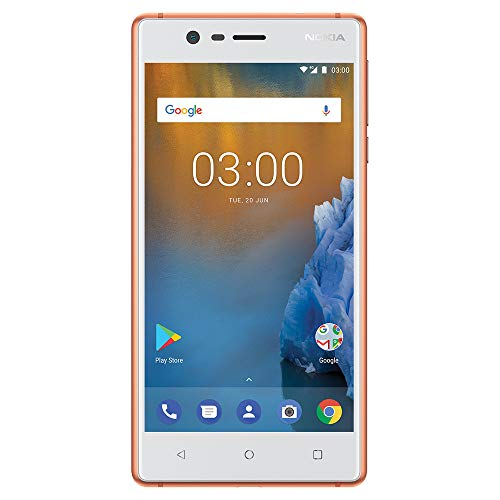 Nokia 3 - Android 9.0 Pie - 16 GB - Unlocked Smartphone (AT&T/T-Mobile/Metropcs/Cricket/Mint) - 5.0'...