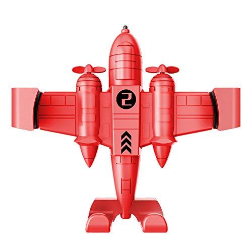 Ondersteuning Metalen zwaartekracht Snap-On Voorruit Air Vent een Vliegtuig Auto Telefoon Houder Gift Exquisite Uiterlijk As Shown Rood