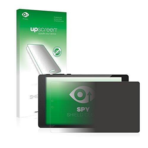 upscreen Anti-Spy Blickschutzfolie kompatibel mit Archos 80 Cesium Privacy Screen Sichtschutz Bildschirmschutz-Folie