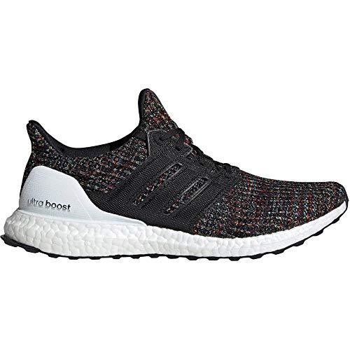 Adidas Ultra Boost Zapatilla para Correr en Carretera o Camino de Tierra Ligero con Soporte Neutral para Hombre Multicolor Negro Blanco 40 2/3 EU
