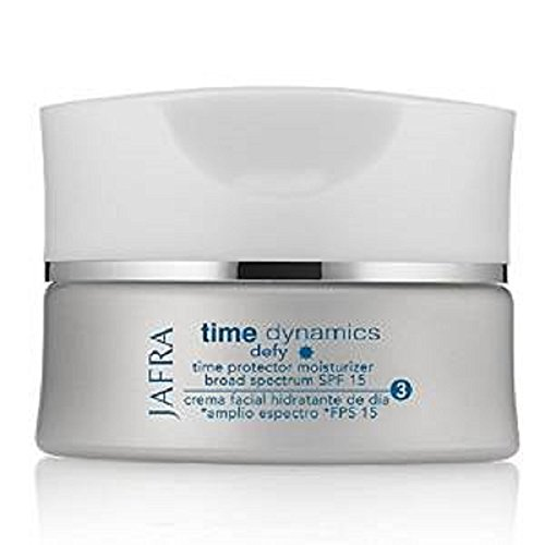 Jafra Time Dynamics Defy Time Protector Moisturizer Broad Spectrum SPF 15 1.7 Fl. Oz. by Jafra
