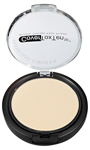 Physicians Formula CoverToxTen Wrinkle Therapy Face Powder, Translucent Light