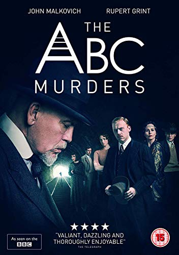 Agatha Christie: ABC Murders [DVD] [UK Import]