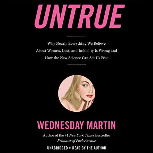 Untrue audiobook cover art