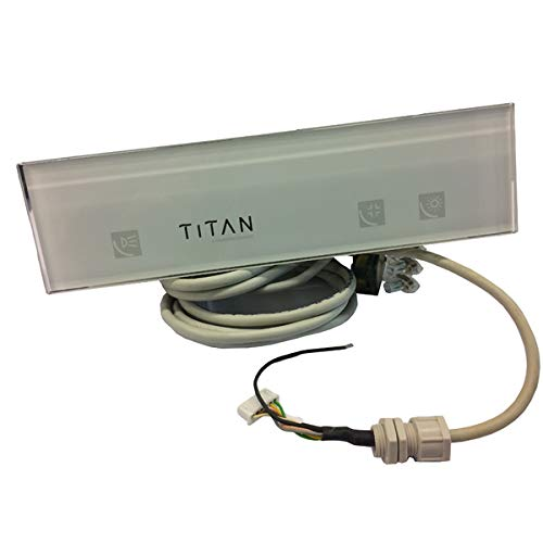Repuesto genérico Teclado Panel de Control para bañera hidromasaje Titan 455200