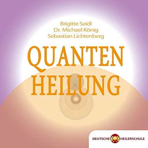 Quantenheilung audiobook cover art