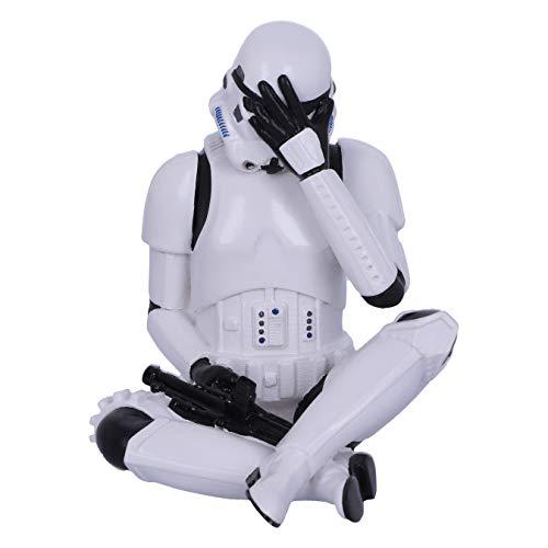 Nemesis Now Original Stormtrooper Three Wise Sci-Fi See No Evil, Mehrfarbig, Einheitsgröße