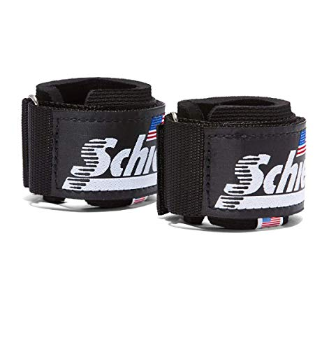 Schiek Sports Model 1100-WS Ultimate Wrist Supports - Black
