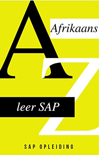 Leer SAP Aankoop (Afrikaans Edition)