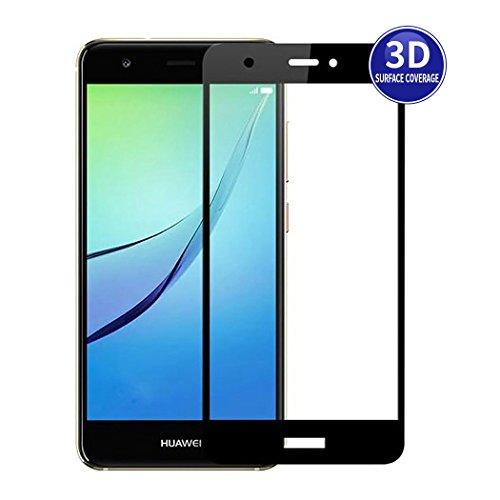X-Dision Huawei Nova Plus (Negro) Película Protectora 3D Protector de Pantalla Completa...