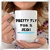 N\A Jedi Divertenti, Star Wars, Luke Skywalker, Il Ritorno dello Jedi, Yoda, Darth Vader, Tazza di Star Wars, Regalo di Star Wars, Tazza Yoda, Tazza da caffè in Ceramica/Tazza/Bicchieri, Lucida