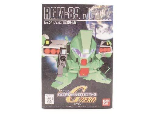 SD 04 G Generation-0 Jegan Gundam Model Kit BB by Bandai
