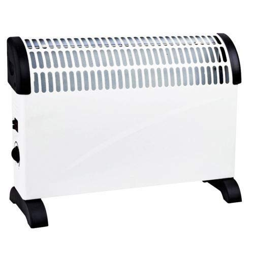 Schuldige Gadgets 2KW Convector Heater Radiator 3 Verstelbare Warmte-Instellingen - Home - Wandmontage of Vrije Stand