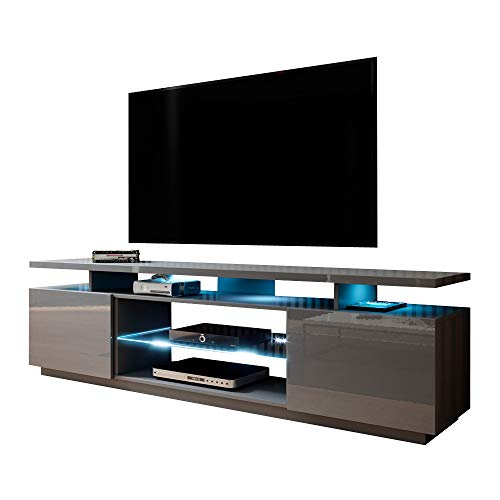 Meble Furniture Eva-K Modern 71' TV Stand