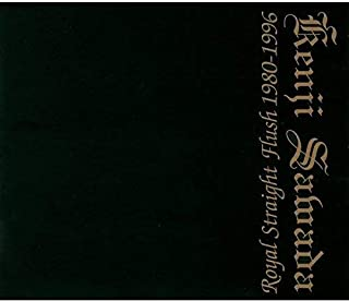 Royal Straight Flush 1980-1996(SHM-CD)