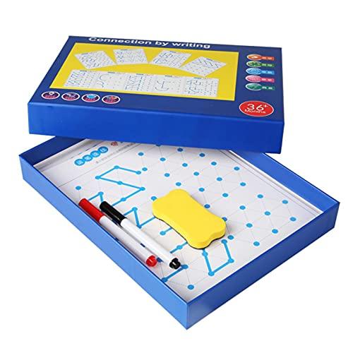 GoodLuck Pen Connection Kinderspielzeug Zeichnen Frühpädagogisches Denken Training Lernen Geburtstagsgeschenkparty