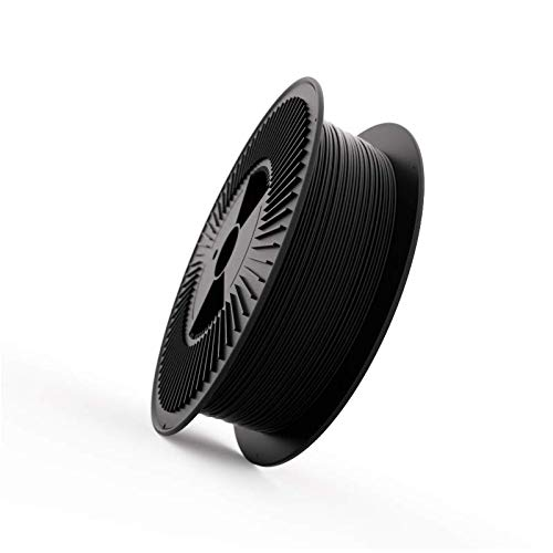 Filament flexible Filaflex 70 A ultra fin noir 2,85 mm 3000 g.