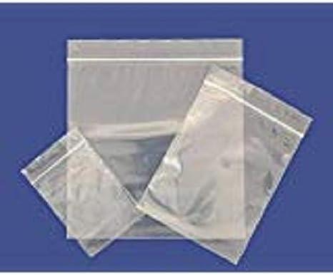 Grip Seal Sacchetti Richiudibili Zip Lock Riutilizzabile Baggies millimetri 1,000, 50x50