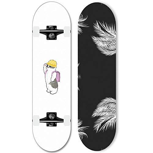 Komplettes Skateboard 31