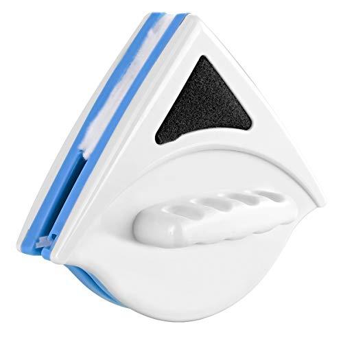 Jinxuny Limpiador de vidrio de ventana magnética de lado doble 3-8mm / 5-12mm Limpiador de vidrio de ventana gruesa Limpiaparabrisas Cepillos de superficie de doble cara Limpieza Cepillo de limpieza d