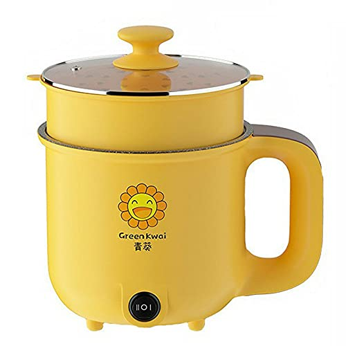Mini Rice Cooker Electric Lunch Box Non-stick Pot Keep Warm Function For Cooking Soup Rice...