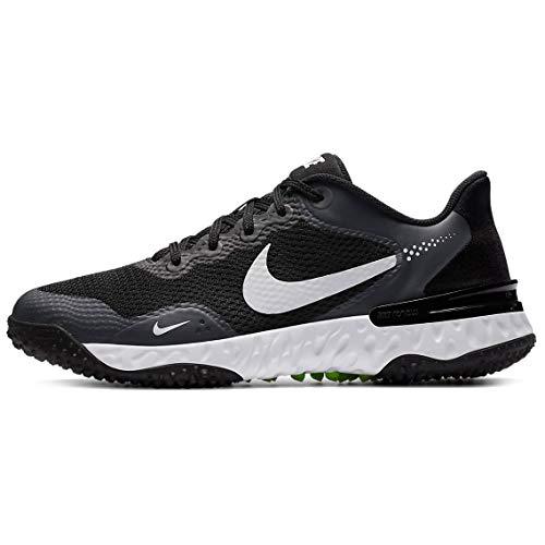 Nike Alpha Huarache Elite 3 Turf Mens Basketball Turf Cleats Ck0748-003 Size 12
