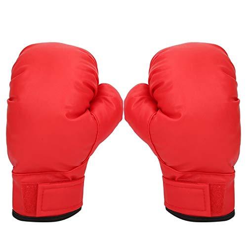 EVTSCAN Niños Fitness Boxing Handguard Guantes para Wrestle Sanda Muay Thai Training