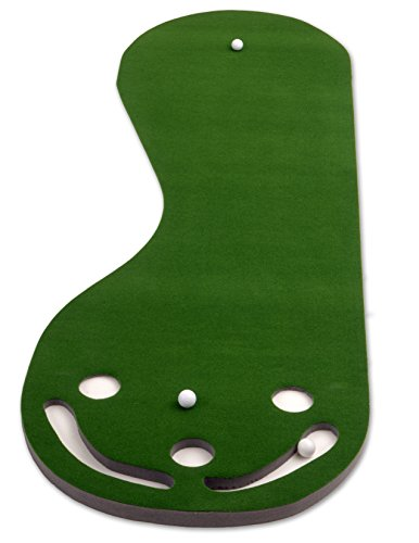 Putt-A-Bout Grassroots Par Three Putting Green (9-feet x...